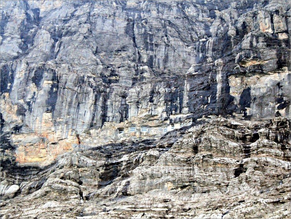 Klettersteig Grindelwald : Klettersteig eiger rotstock