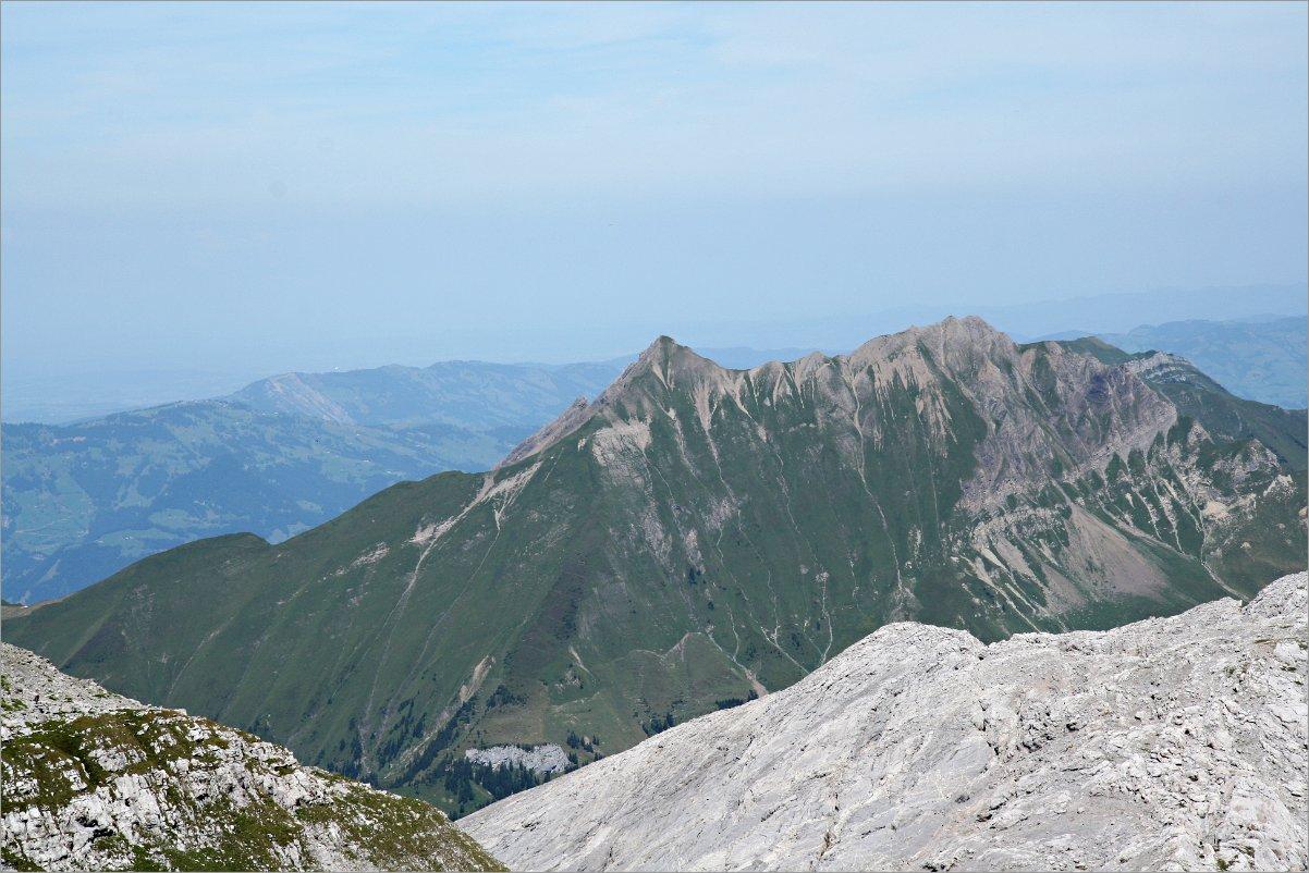 Klettersteig Zittergrat : Klettersteig zittergrat rigidalstock